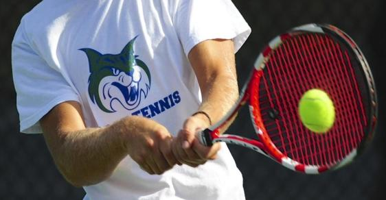 #16 GC Men's Tennis Hits Setback in Savannah Against #12 Saint Leo, 6-3