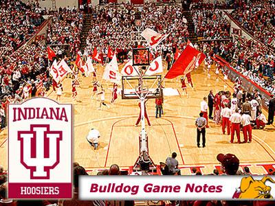 FSU Men's BB Game Notes: Indiana (Nov. 8)
