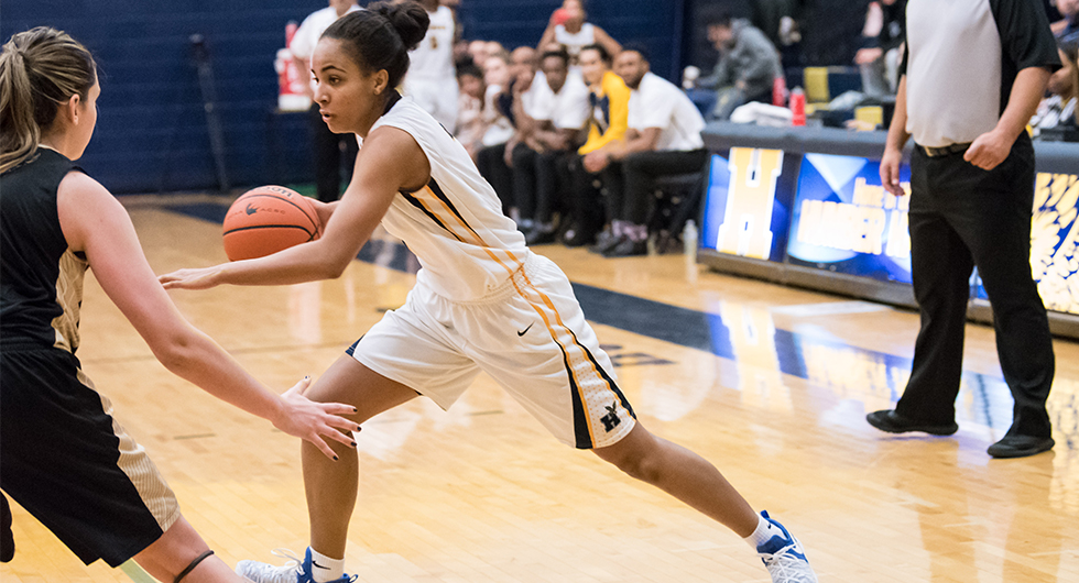 DEFENCE PROPELS No.1 HUMBER TO 98-35 WIN OVER CONESTOGA