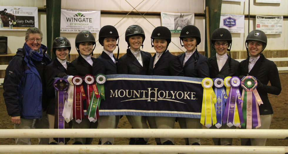 Riding Finishes 3rd at Winter II Tournament of Champions