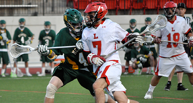 #6 LC Men's Lacrosse Wins Fifth-Straight, 11-5 over McDaniel