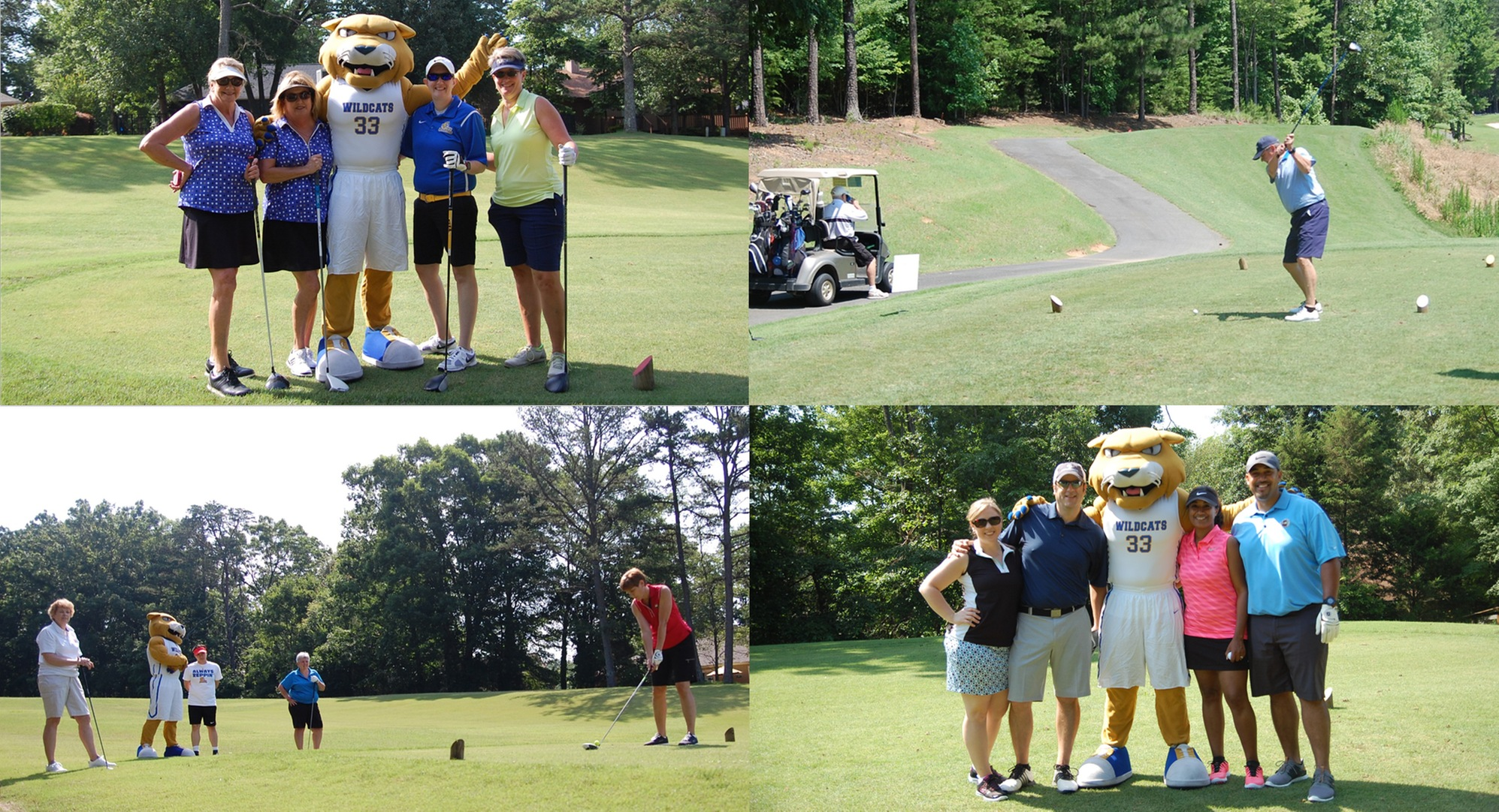 2nd Annual JWU Wildcat Golf Classic A Resounding Success!