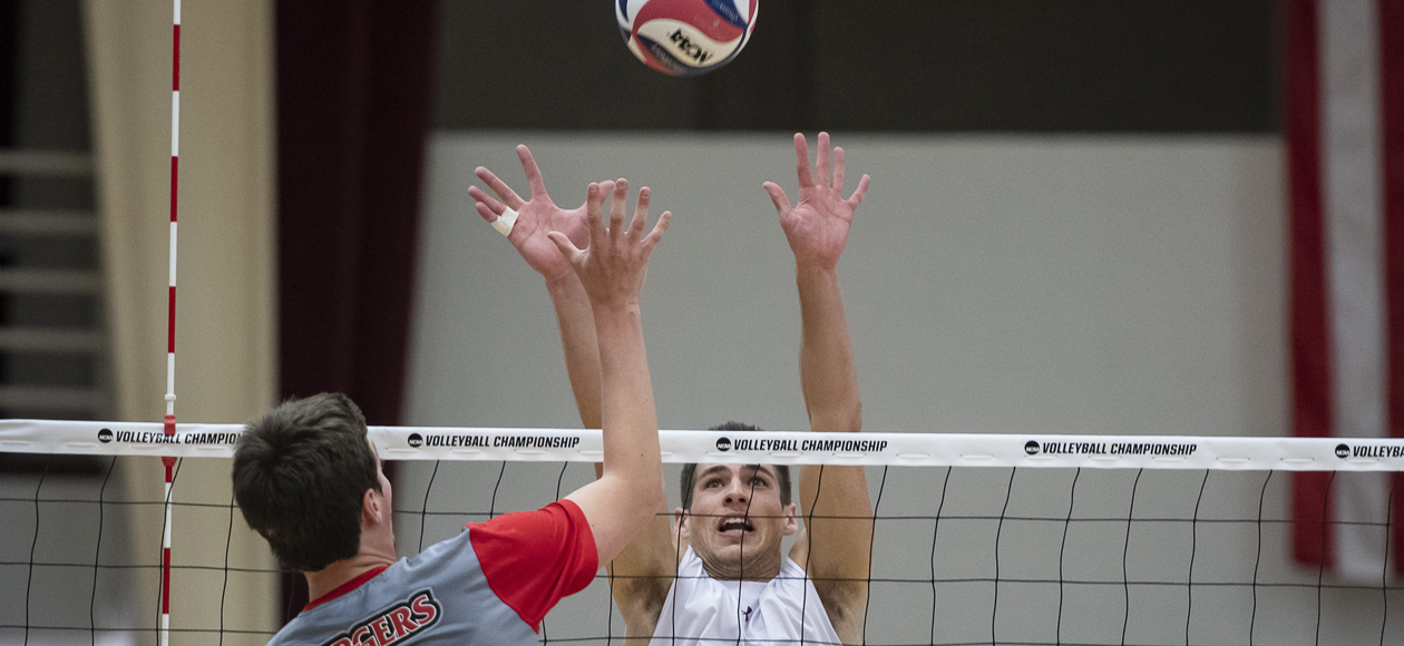 No. 1 Men's Volleyball Swept By Concordia Irvine In Season Opener