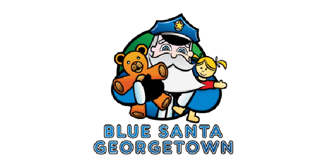 Pirates Support Operation Blue Santa-Georgetown
