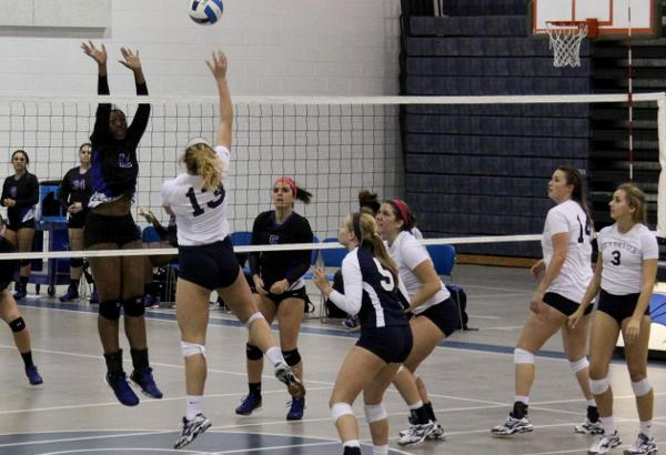 Cape Fear Women's Volleyball Takes Down Louisburg College