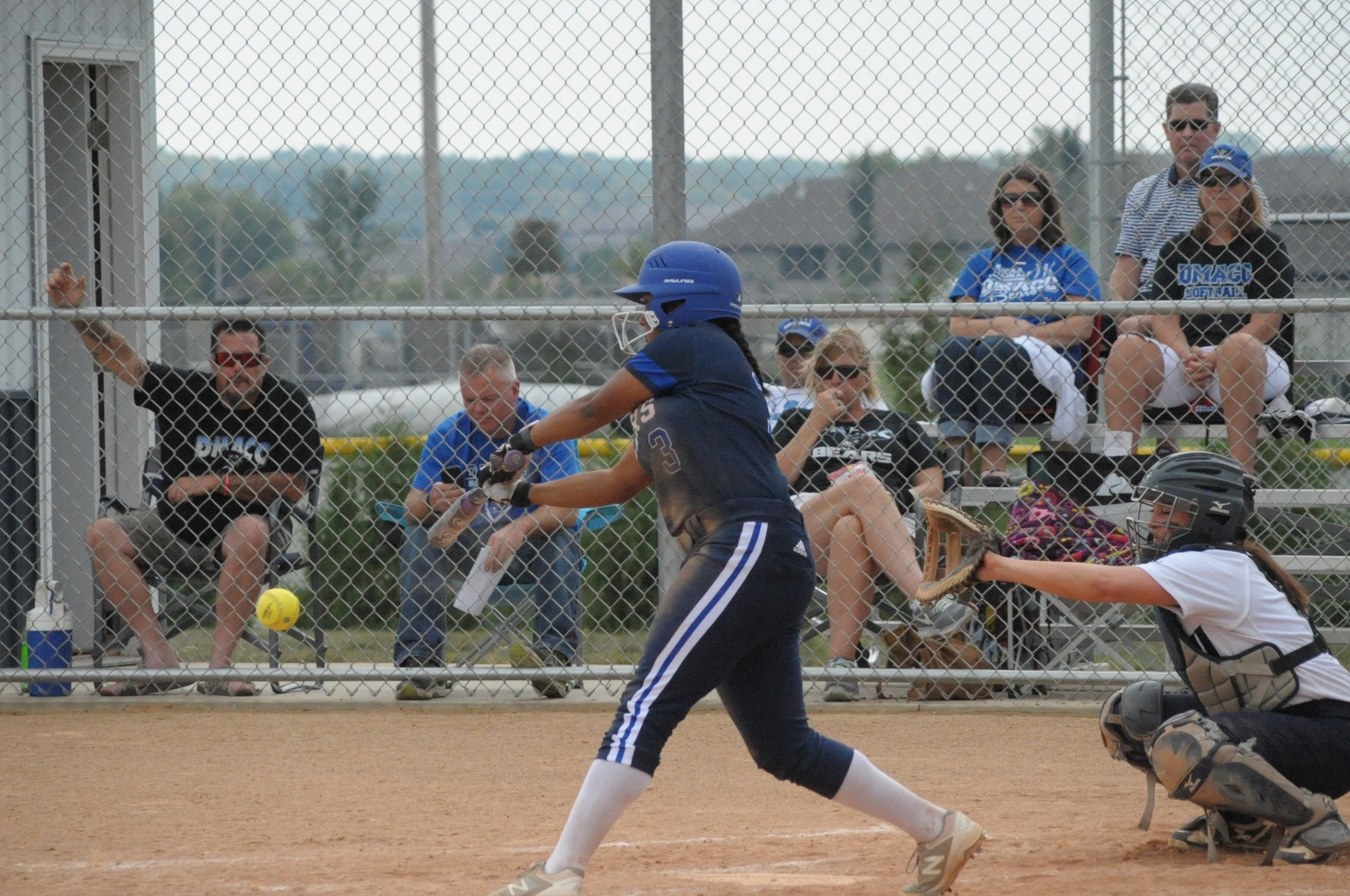 DMACC Softball Team Improves to 10-0 with Three Victories