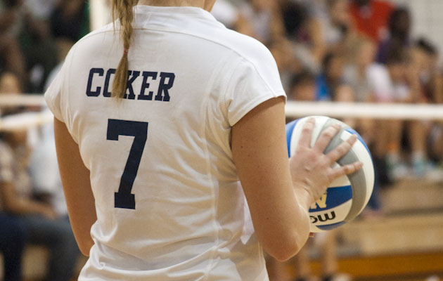 Women's Volleyball Ready for First Home Matches of the Season