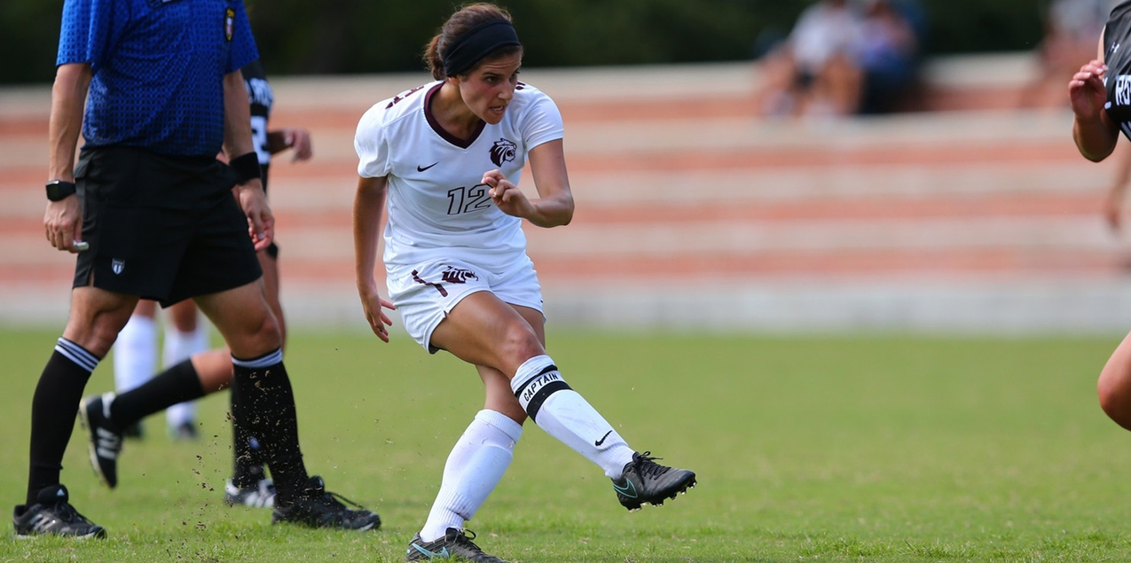 SCAC Women's Soccer Recap - Week Four