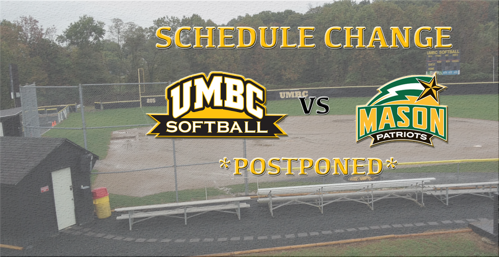 Wednesday Softball Postponed at George Mason