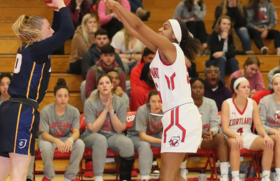 Game of the Week: McGuire's heroics lift Cortland over SUNY Poly in OT thriller