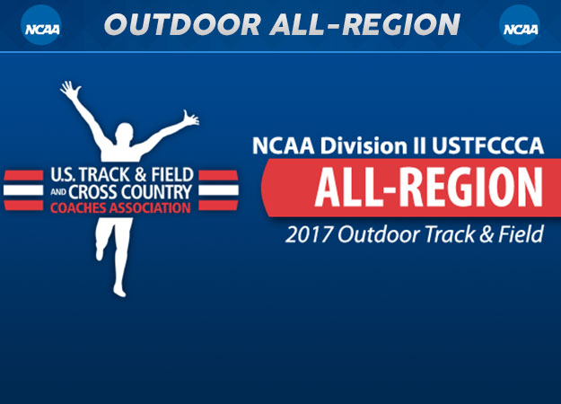 GLIAC Earns 157 USTFCCCA Outdoor All-Region Honorees