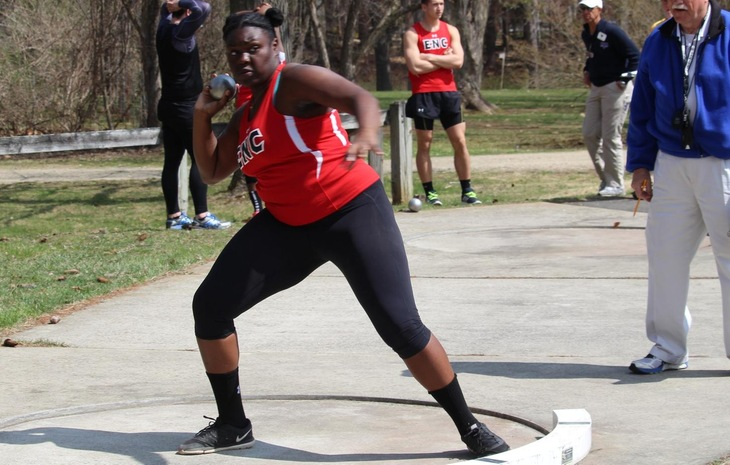 Women's Track & Field Opens Season at Corsair Classic