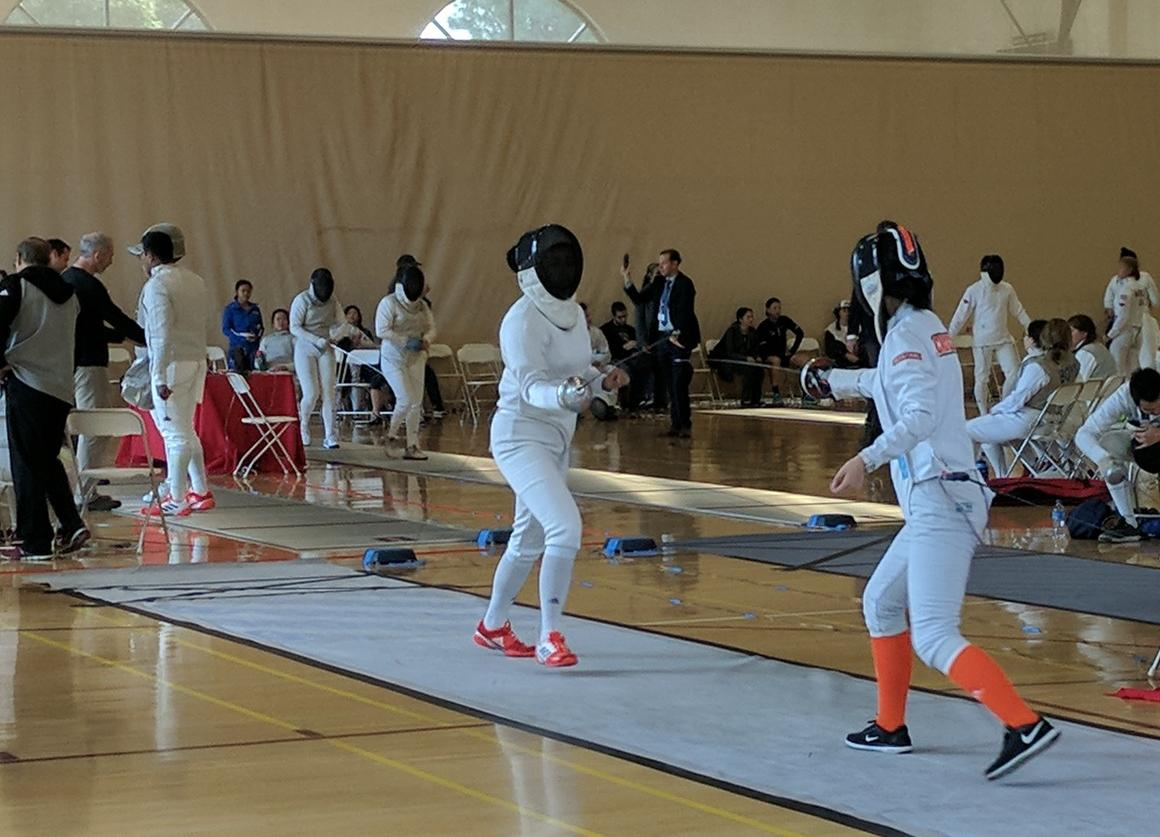 Fencing Qualifies Seven for Regionals, Caltech to Host Saturday