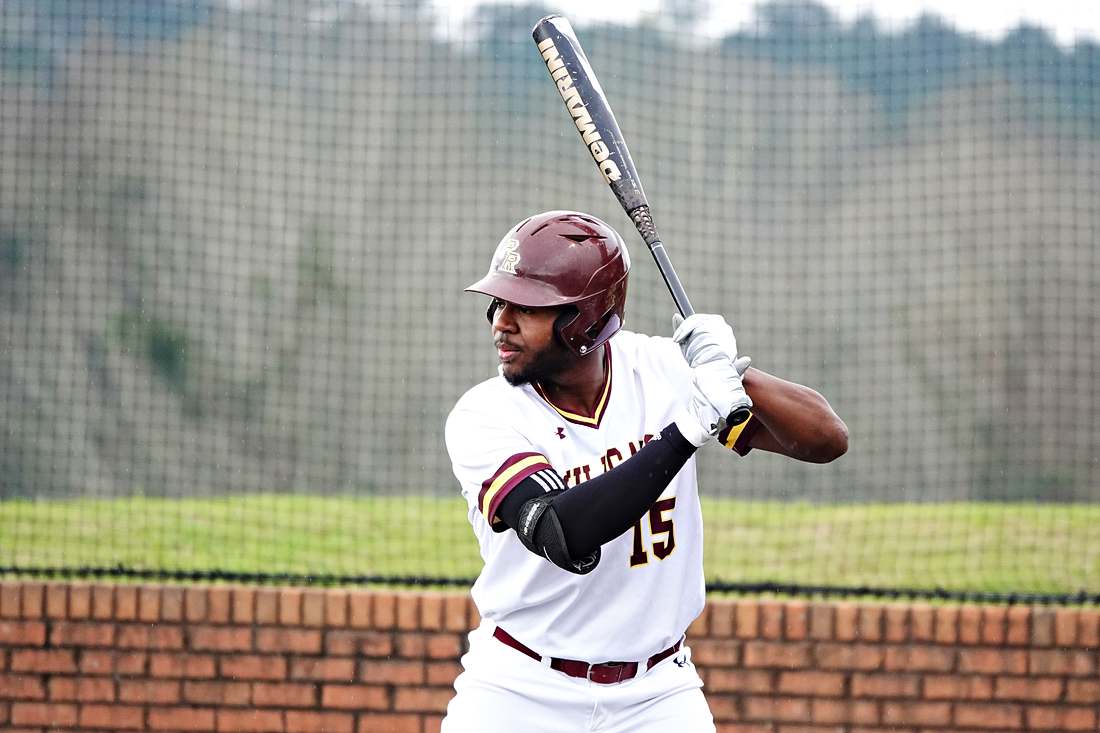 No. 8 Pearl River swept Baton Rouge at Dub Herring Park in Poplarville, Miss., on Feb. 26, 2019. PRCC won Game 1 11-1 in seven innings and Game 2 18-3 in five innings. (KRISTI HARRIS/PRCC ATHLETICS)