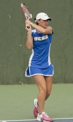 Women's Tennis Records Fifth Straight Shutout.