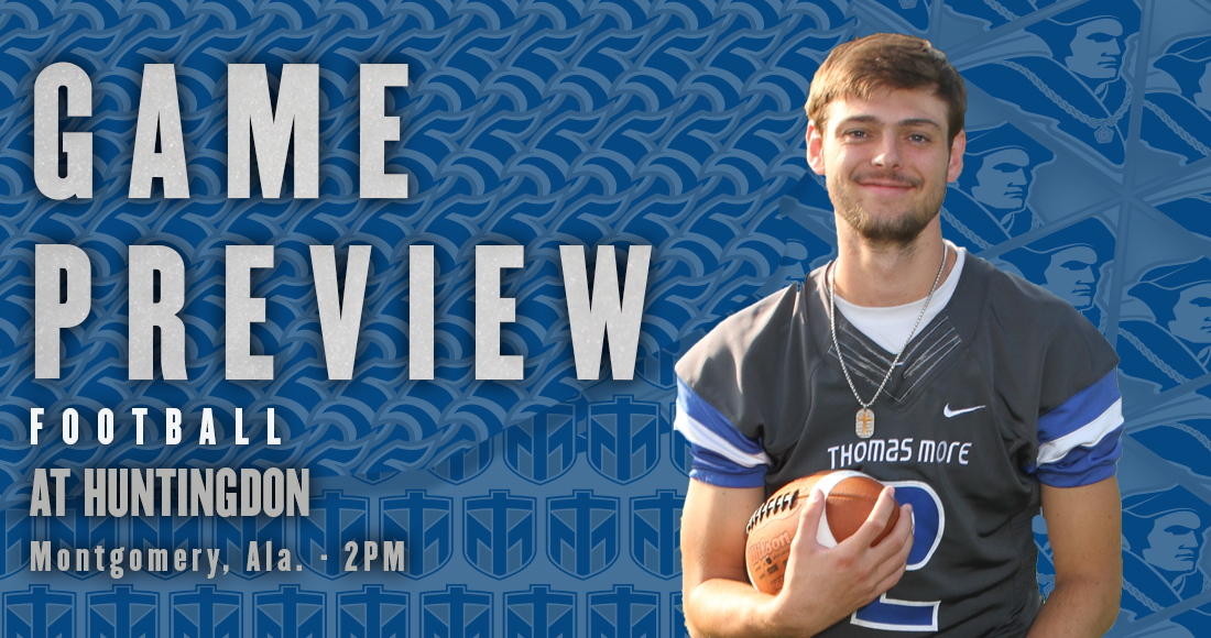 Thomas More Travels to Huntingdon on Saturday