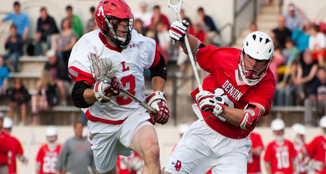 Denison Defeats LC 10-5 in Men's Lacrosse NCAA Tournament Second Round