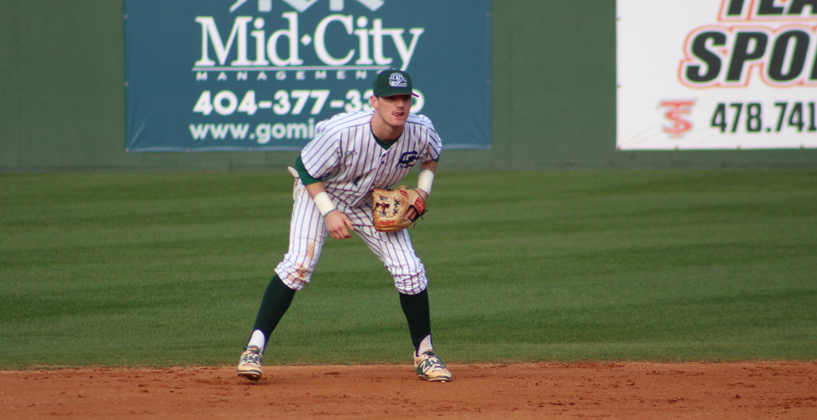 GC Baseball Falls to Flagler in Series Finale, 6-5