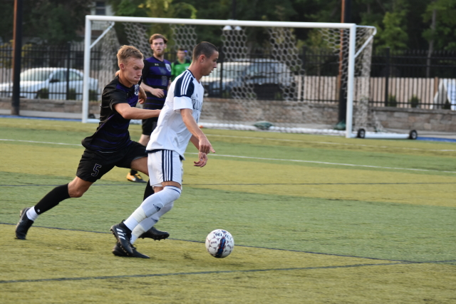 NAIA Men's Soccer Players of the Week — No. 2 (Sept. 11)