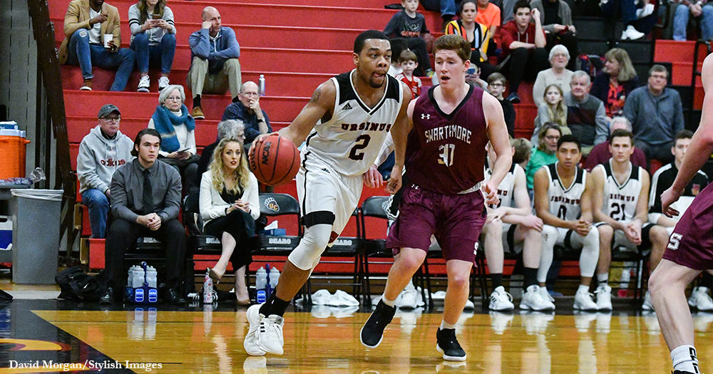 Men's Basketball Upsets No. 10 Swarthmore
