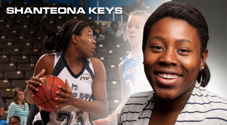 Shanteona Keys Tabbed PBC Freshman of the Year