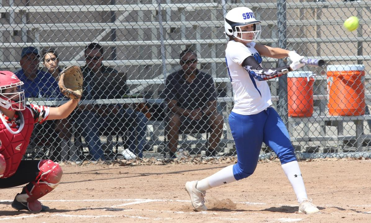 SBVC Softball remains in the post season hunt with sweep of COD, 3-2 & 10-2