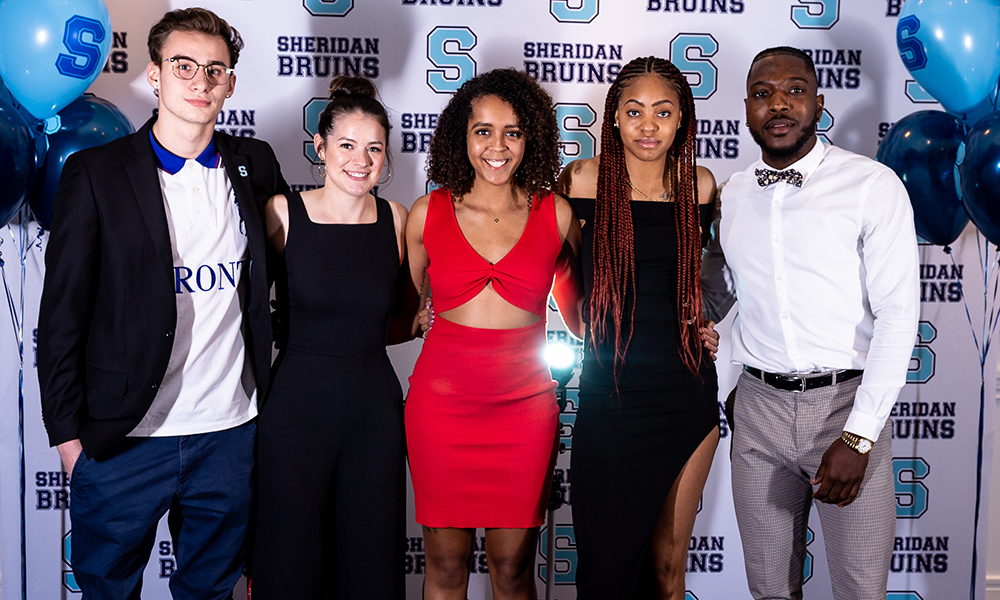 Bruins celebrate 2018-19 at 50th annual Athletic Banquet