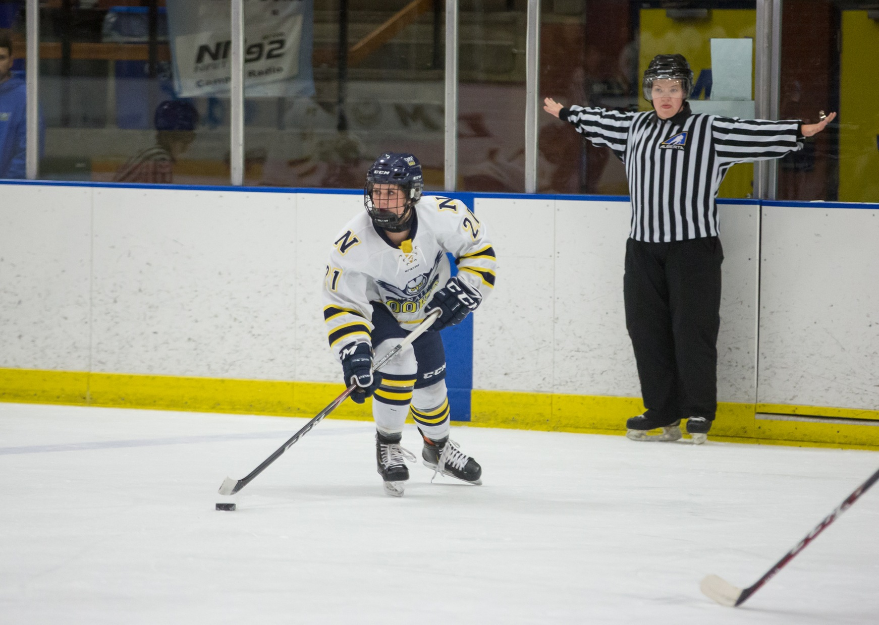 Ooks dethrone Queens in a shootout