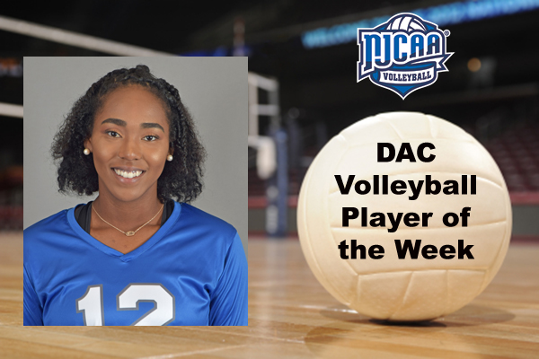 DAC Volleyball Player of the Week (Sept. 11)