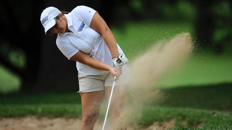 Women's Golf Moves Up on Day Two at Yale