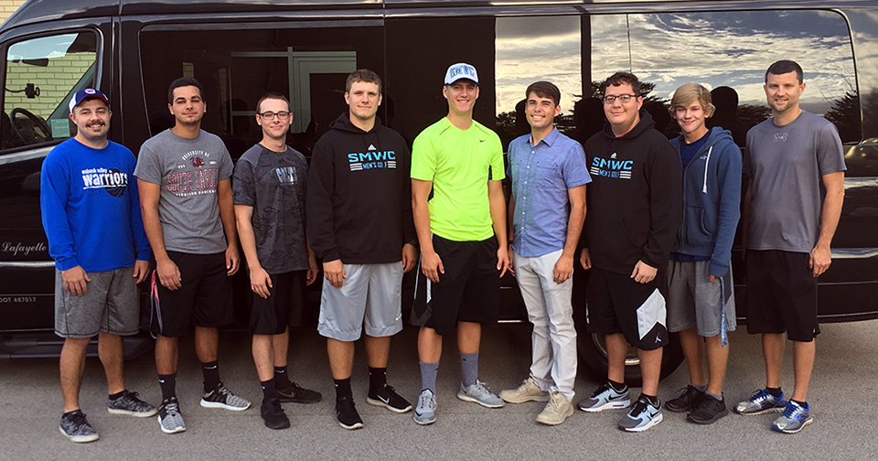 Men's Golf Gears Up for Nationals