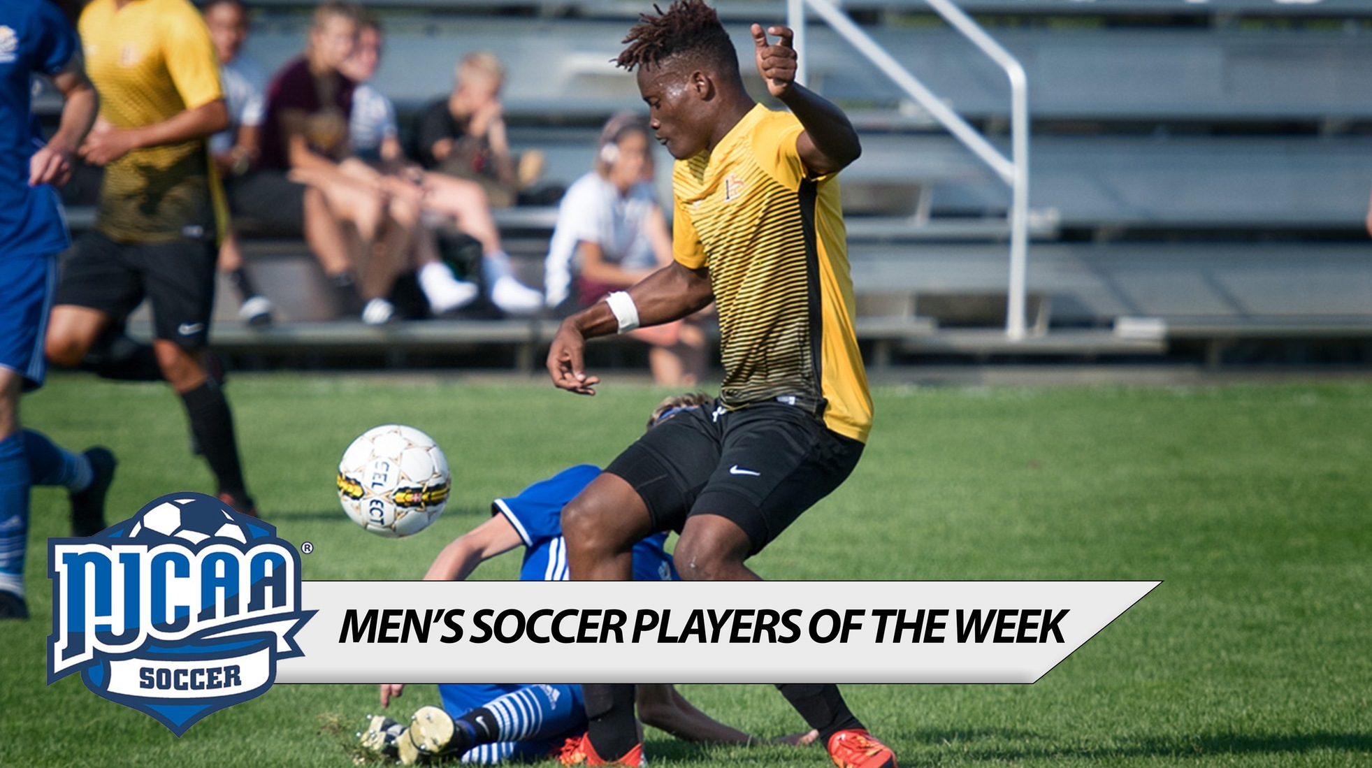Men's Soccer Players of the Week - (Oct. 30 -Nov. 5)