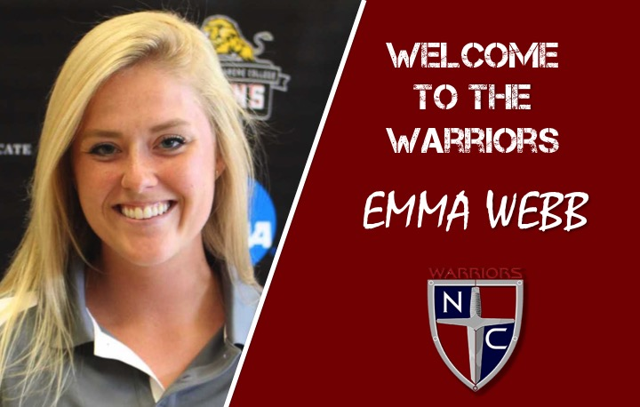 Nyack College Hires Emma Webb as New Head Coach for Women's Soccer