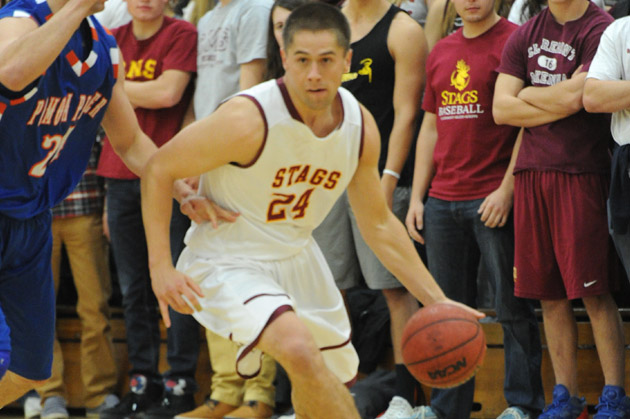 Long layoff doesn't show as CMS upsets No. 16 Calvin 66-50