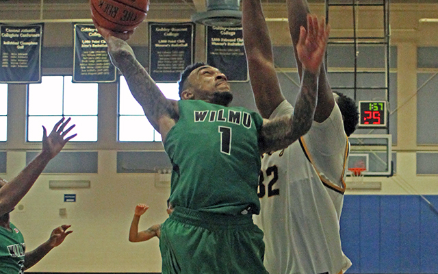 Lightning Long Ball Sinks Wilmington Men's Basketball, 78-66, in CACC Rivalry Game