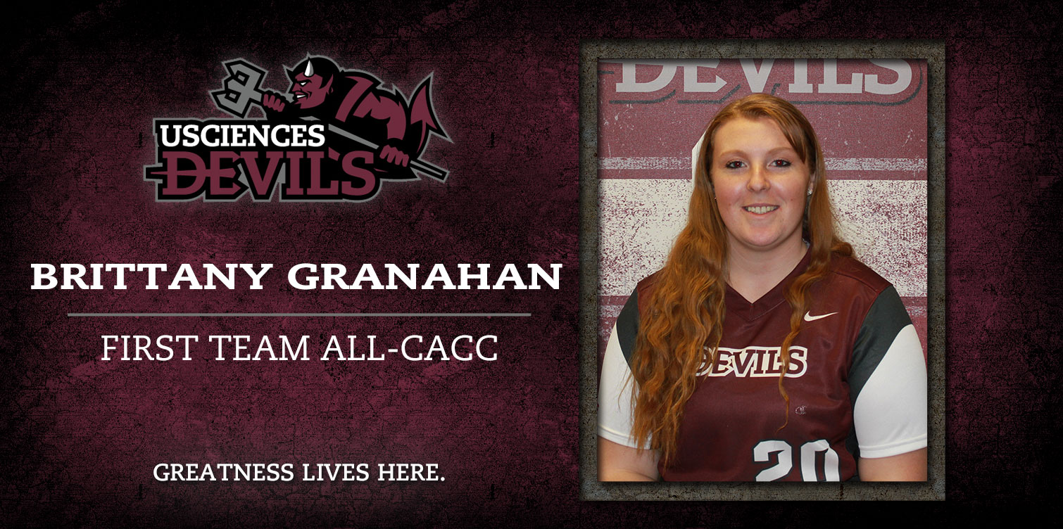 Granahan Earns All-CACC Honors