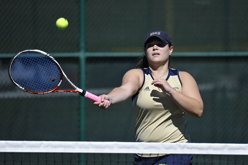 Upb Women 39 S Tennis Falls At Penn State Altoona University Of Pittsburgh Bradford