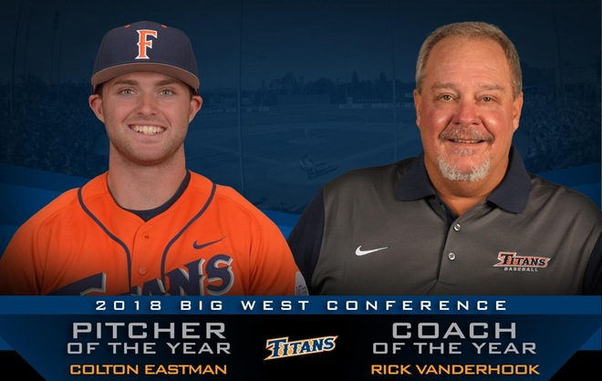 League-High 10 Titans Collect All-Big West Honors on Wednesday