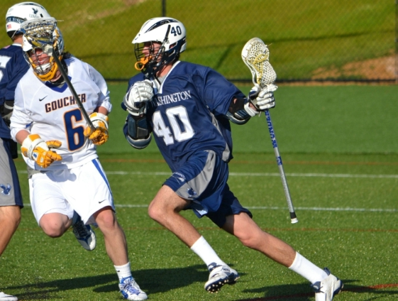 UMW's Dick, Dacey Named to All-CAC Men's Lacrosse Team