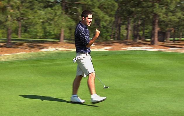 Coker in Third After Opening Round of Barton Intercollegiate