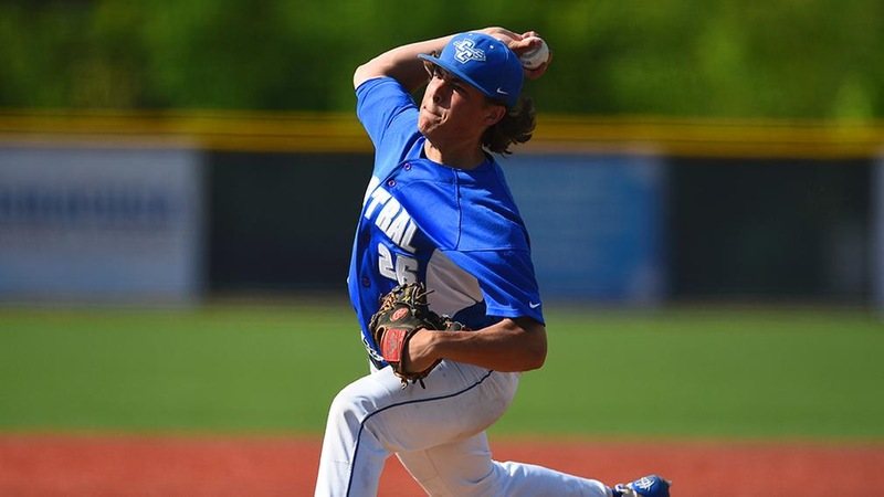 Appel's No-Hitter Lifts Baseball Over Mount St. Mary's 2-0