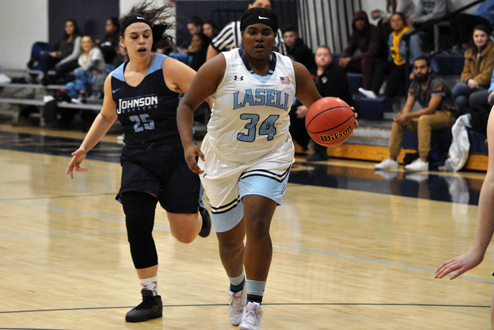 #6 Tufts too strong for Lasell Women's Basketball