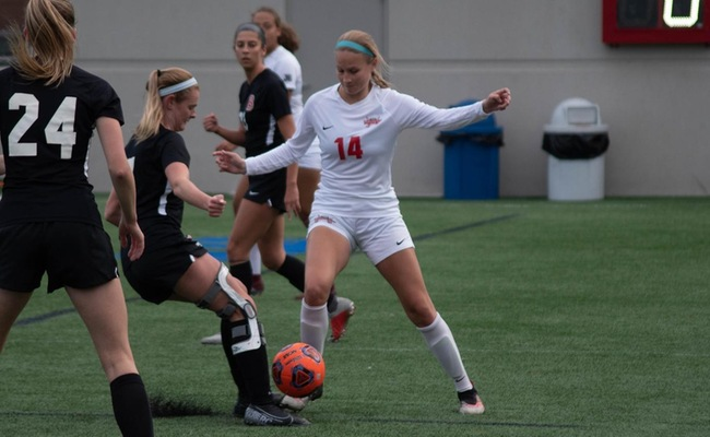 Raiders Soccer End Spartan Hopes With NACC Quarterfinals Win