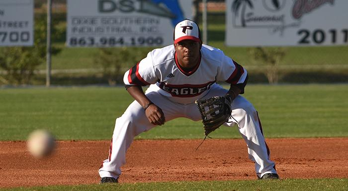 Polk State will hold baseball tryouts Aug. 23. (Photo by Tom Hagerty, Polk State.)