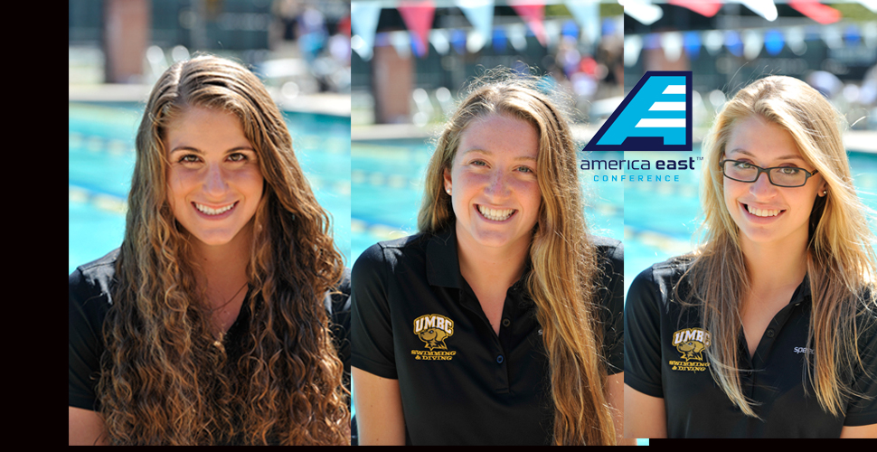 A Trio of Retrievers Selected to America East All-Academic Team