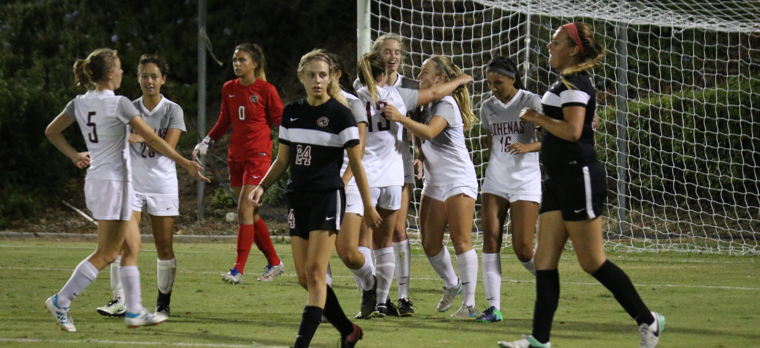 Holman Tallies Lone Goal in Victory Over Panthers