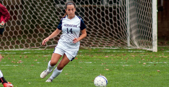 Women's Soccer Bested by Bryn Mawr, 1-0, in Overtime