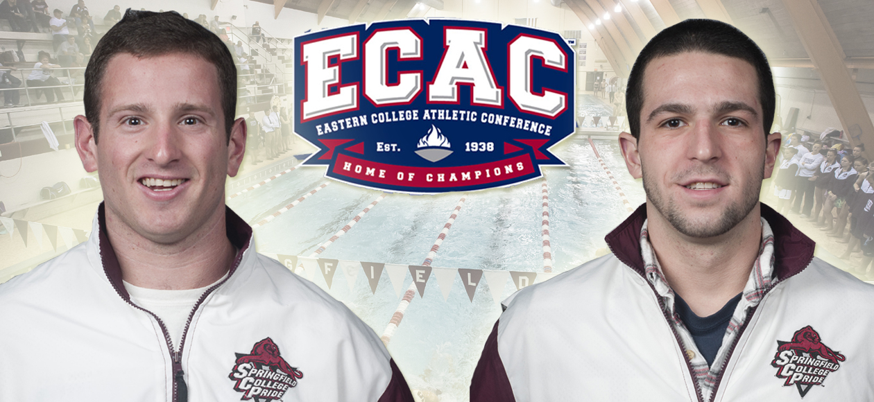 Lewis and Parsons Earn ECAC Division III New England Honors