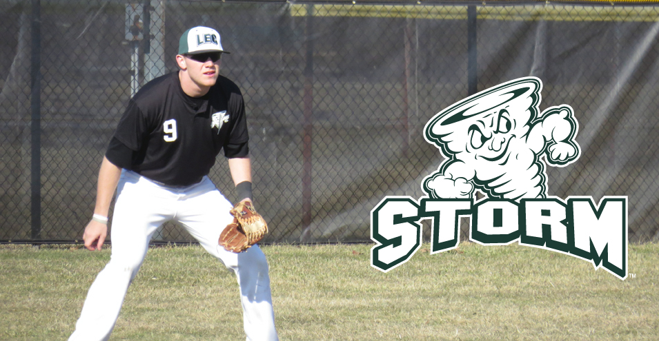 Storm Falls in Doubleheader at Grand Valley