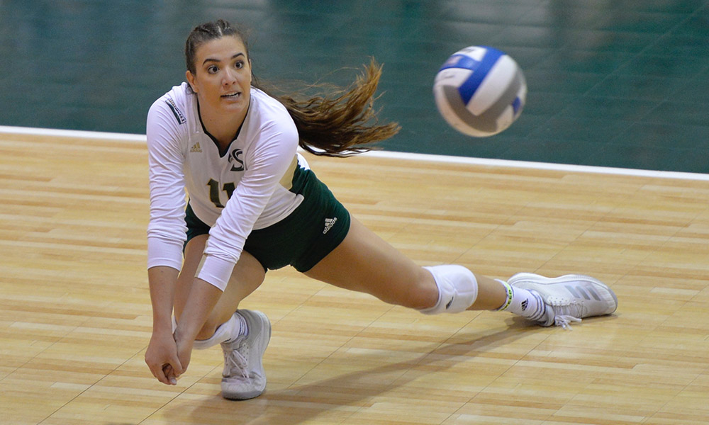VOLLEYBALL'S MATCH TONIGHT VS SOUTHERN UTAH PUSHED BACK TO A 8:00 PM START